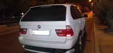 BMW - Model: X5 - Azərbaycan: BMW X5 4.4 l. 2005 | 200000 km