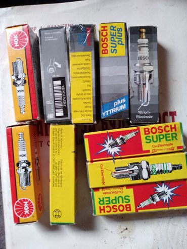 Svecice za benzinske i TNG motore.bosh super, Bosch iridijum,ngk.ngk - Sopot