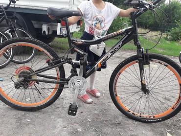 Велосипед из Кореи.алюм.рама в Лебединовка