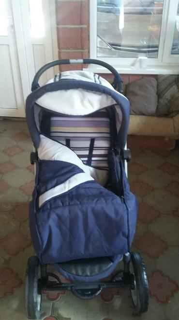 Продаю коляску+ сумку + переноску в Бишкек