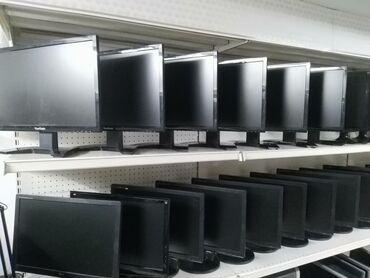 logitech hd в Кыргызстан: Продают монитор 22 дюйма 14 шт, Full HD, выходы VGA и DVI, состояния