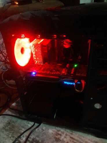 Продаю компьютерПроцессор i3 9100f 4 ядра 3.6hВидеокарта r9 280x 3gОЗУ
