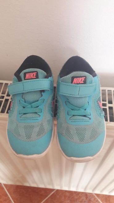 Dečija odeća i obuća - Lebane: Nike br25-14 cm