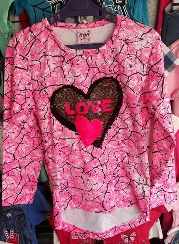 Dečiji Topići I Majice   Sremska Kamenica: Piši briši majice za devojčice, veličine 128, 134, 140, 146 i 152