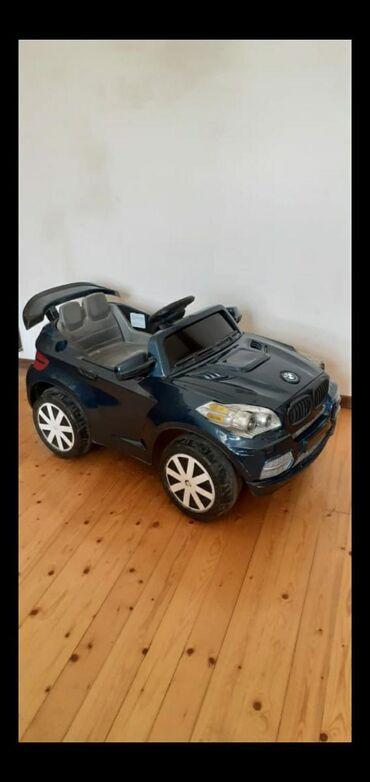 - Azərbaycan: BMW usaq masini hec bir problemi yoxdu 0 yasdan 7 8 yasa uygundu adapd