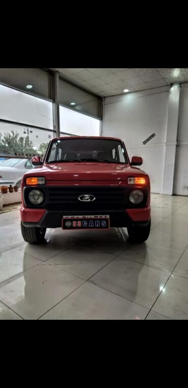 niva satilir - Azərbaycan: VAZ (LADA) 4x4 Niva 1.7 l. 2013 | 108000 km