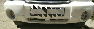 Бампер на Subaru Forester( загрунтованный ) в Каракол