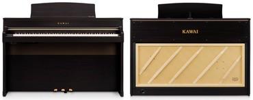 Kawai Concert Artist - Elektron Piano - elit class alətdirAkustik və