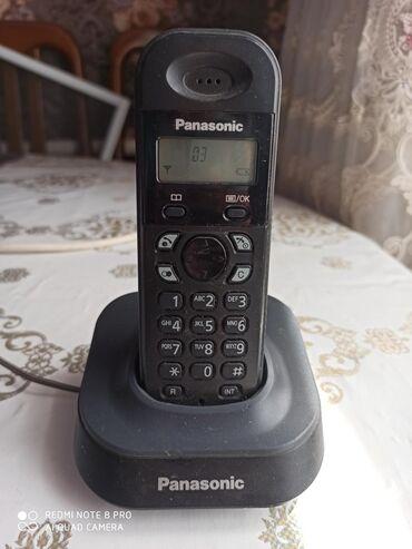 Маленькие-телефоны - Кыргызстан: Домашний беспроводной телефон в хорошем состоянии