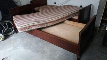 Продаю кровати б/у немецкие 5000сом за 2шт в Бишкек