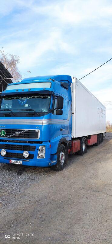 прицеп автомобильный в Кыргызстан: Volvo 440 2007