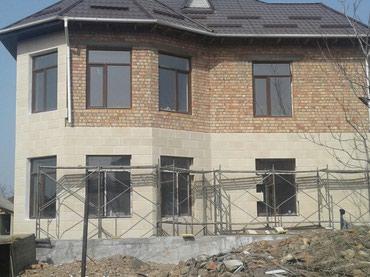 Ващи дом обшеваем термопанели + сары в Бишкек