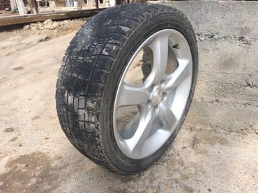Срочно продается комплект диски с шиной subaru BL5 в Баткен