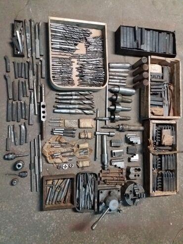 токарные патроны в Кыргызстан: Продаю металлорежущие инструменты и приспособления ( производства