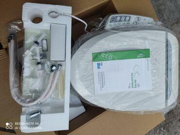Ремонт и строительство - Кыргызстан: Продаю Биде накладка на унитаз (есо BIDET производство Япония)