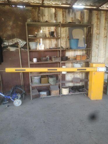 Продается шлагбаум механический и электрический. стрела 2.5 имеется