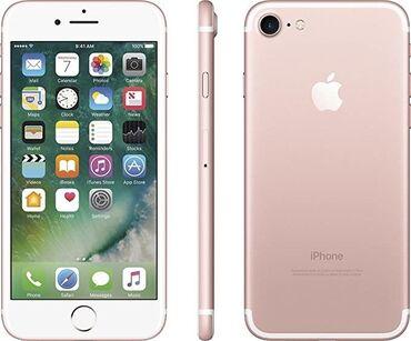 iphone 7 в Кыргызстан: Б/У iPhone 7 32 ГБ Розовый