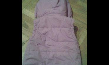 Dečije jakne i kaputi | Velika Plana: Prsluk za devojcice broj 2 u odlicnom stanju