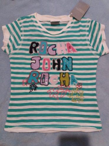 Продаю нлвую футболку на девочку. 4-5 лет. 150 сомов.т.0 в Кок-Ой