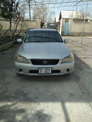 Lexus IS 2001 в Джалал-Абад