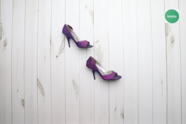 Женская обувь - Украина: Жіночі сатинові туфлі Golden Party, 37    Бренд Golden Party Колір фіо