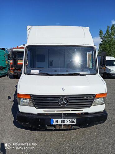 Mercedes-Benz Vario 2.9 л. 2001 | 350 км