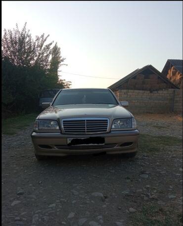 39 elan | NƏQLIYYAT: Mercedes-Benz C 180 1.8 l. 1999 | 250000 km