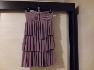 Prelepa haljina, skroz nova, samo probana, bez ikakve greske. Uzivo - Novi Sad