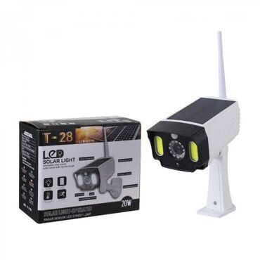Lampe - Srbija: Lažna kamera, led lampa, senzor, led dioda - T 28   Model: lažna kamer