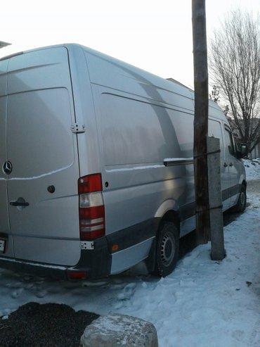 2. 2 cdi 315 односкатный грузовой макси неоформленый свежий без пробег в Бишкек