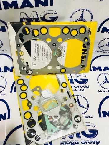 Прокладки ГБЦ на все виды Mercedes-Benz / Man D6 D6 D6  D2876-D2878. О