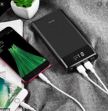 """Портативный аккумулятор """"B35E Entourage"""" 30000mAh с тройным USB"""