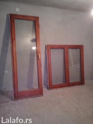 Продајем прозоре(више димензија)  који су ових дана скинути са куће. У - Petrovac na Mlavi