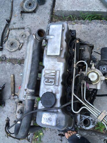 Opel omegaпо запчастям недорого ️️️ двигатель 2.3 дизель коробка 5ти