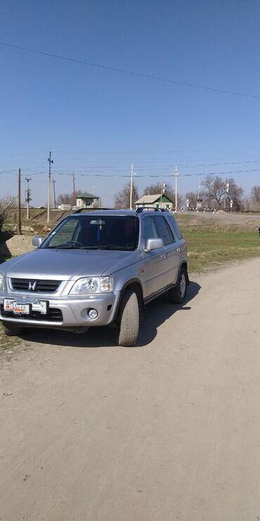 Honda CR-V 2 л. 2001