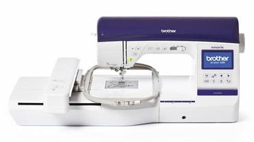 Швейно-вышивальная машинкаBrother Innov-is 2600232 операции10 петель