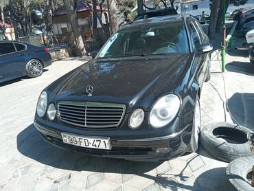 Mercedes-Benz 220 2.2 l. 2003 | 789652464 km