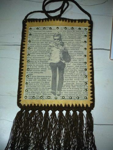 Стильная молодёжная сумка планшетница в Лебединовка