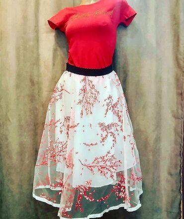 Komplet suknja - Srbija: Komplet suknja i majica