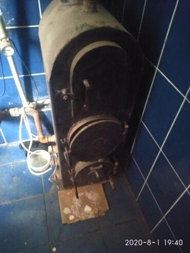 Продам угольный котел на 150 кв. с подключением на электрический