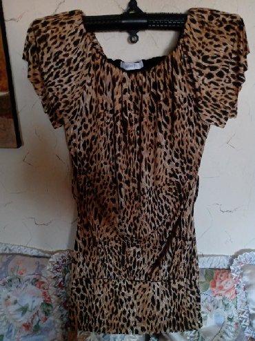 Duks haljina - Kraljevo: Haljina,duks nova. postavljna. obim grudi do 100.duz. 70cm