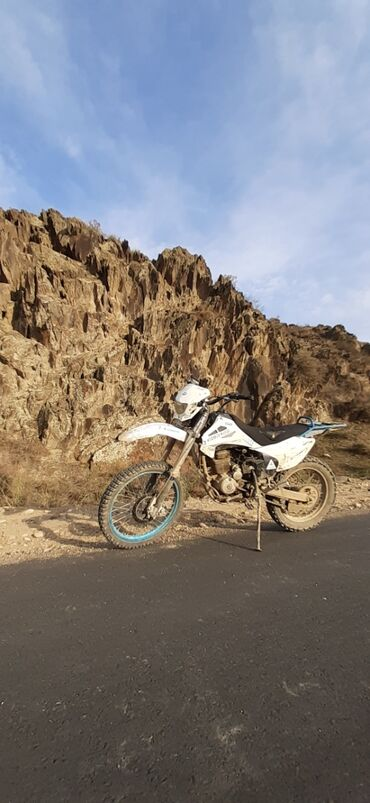 Yamaha - Кыргызстан: Продаю эндуро мотоцикл