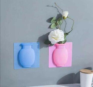 Kuća i bašta - Vladicin Han: Nova dimenzija ukrašavanja doma ili kancelarije! Silikonske vaze koje