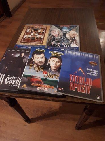 Dvd filmovi originali cena po komadu - Beograd