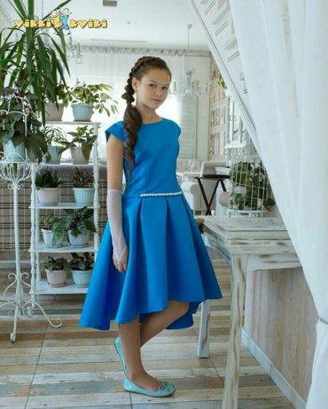 Платье на девочку  9-10 лет рост 146 -72 в Бишкек