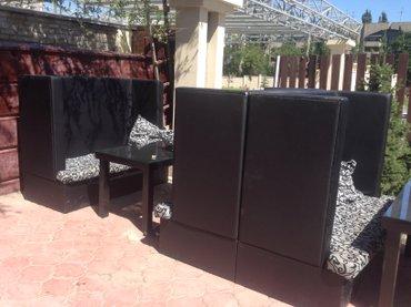 Продаю мебель в комплекте для кафе в Бишкек