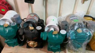 Насосы для повышения водопроводного давления для дома в Бишкек