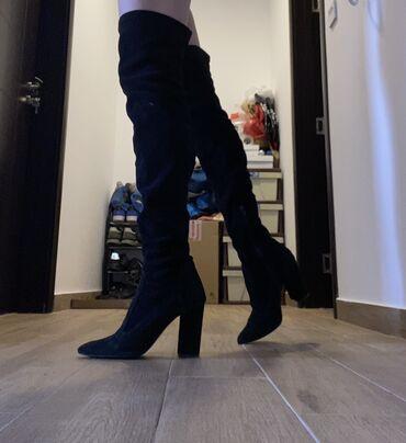 Prelepe Antonella Rossi duge cizme!!!
