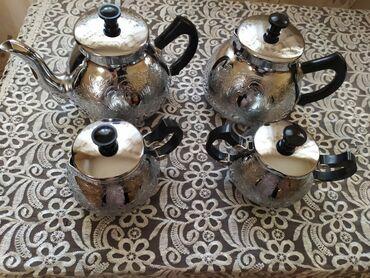 tefal чайник в Азербайджан: Qedim qab