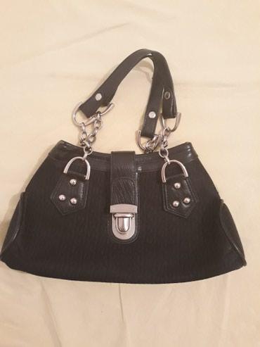 Mala crna torbica u odličnom stanju - Sopot